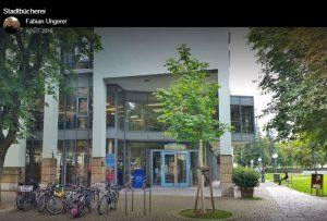 Un lieu d'apprentissage - une bibliothèque