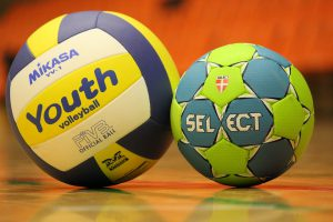 Ballons de Volley-ball et Handball